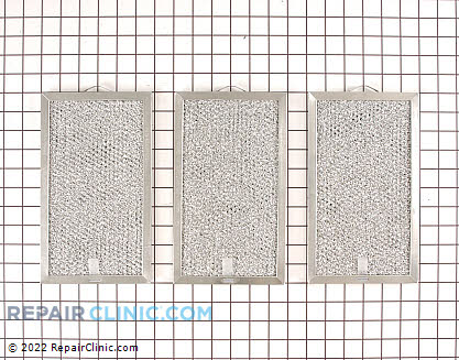 Kenmore Microwave Air Filter