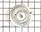 Surface Burner Base - Part # 1009483 Mfg Part # 74007735