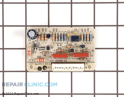 Temperature Control Board 134226600       Main Product View