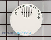 Grille, control - Part # 375795 Mfg Part # 10164813