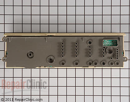 Main Control Board 134557201       Main Product View