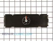 Clock radial (4 hr timer) - Part # 510051 Mfg Part # 3205952