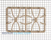 Burner Grate - Part # 258020 Mfg Part # WB31T10027