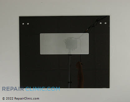 Outer Door Glass (OEM)  WB15T10122 - $81.90