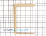 Curtain Frame - Part # 130748 Mfg Part # D5481110