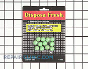 Disposer Cleaner - Part # 1057378 Mfg Part # 1022