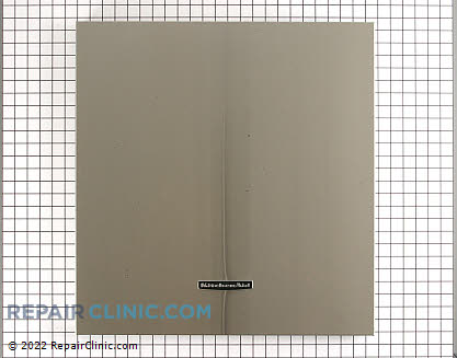 Kitchenaid Dishwasher Outer Door Panel