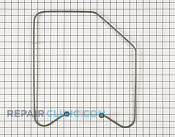 Heating Element - Part # 1545620 Mfg Part # W10082896
