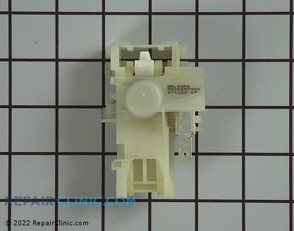 Door or Lid Latch Assembly 438026          Main Product View