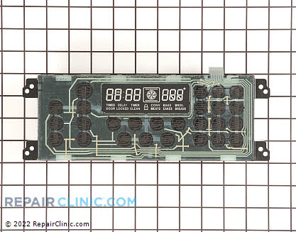 Oven Control Board 316207605       Main Product View