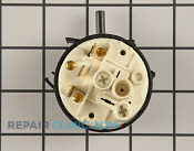 Pressure Switch - Part # 1220896 Mfg Part # DW-7100-02
