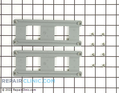Dishrack Ball Bearing Cage (OEM)  8801349-77, 1394379