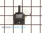 Rotary Switch - Part # 1394414 Mfg Part # W10168256