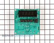 Clock-elec - Part # 1239931 Mfg Part # Y0302803