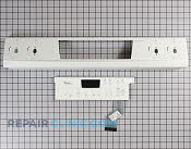 Touchpad and Control Panel - Part # 1257006 Mfg Part # W10122291