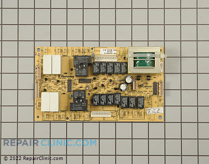 Frigidaire Oven Relay Board