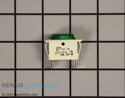 E-Wave Refrigerator Indicator Light