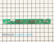 User Control and Display Board - Part # 1360264 Mfg Part # 6871JB1374A