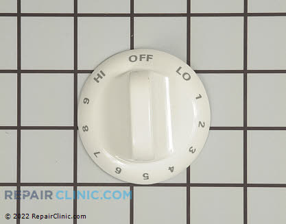 Kenmore Range Control Knob