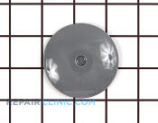 Surface Burner Cap - Part # 504249 Mfg Part # 3191729