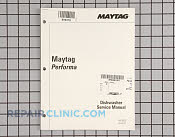 Manual, service mayt - Part # 899370 Mfg Part # 16010622