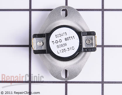 High Limit Thermostat 6931EL3001E     Main Product View