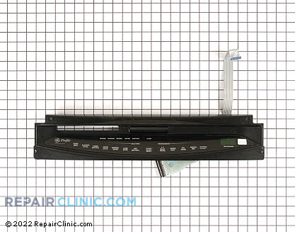 Touchpad and Control Panel (OEM)  WD34X10976