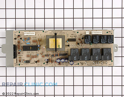 Relay Board 9754383         Main Product View