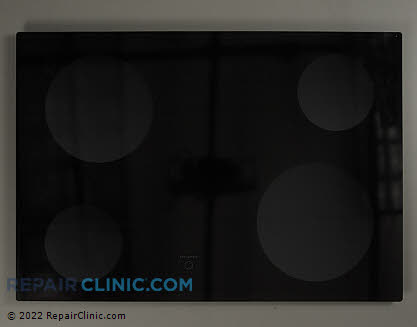 Glass Cooktop 318223602       Main Product View