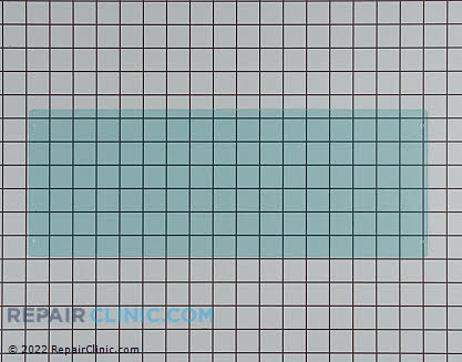Glass Window (OEM)  WB55X10581 - $80.76