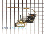 Oven Thermostat - Part # 500375 Mfg Part # 318058500