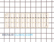 Grille Insert - Part # 1089595 Mfg Part # WJ01X10247