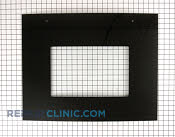 Outer Door Glass - Part # 1034692 Mfg Part # 74008385