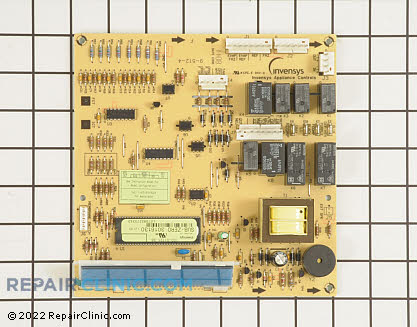 Board, cntrl service 600/7 4204380         Main Product View