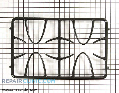 Burner Grate (OEM)  WB31T10103, 1086809