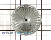 Blower Wheel - Part # 1256975 Mfg Part # S99020014
