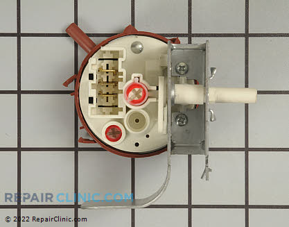 Pressure Switch WH12X10378 Main Product View