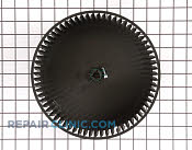 Wheel, blower - Part # 108276 Mfg Part # BT1368002