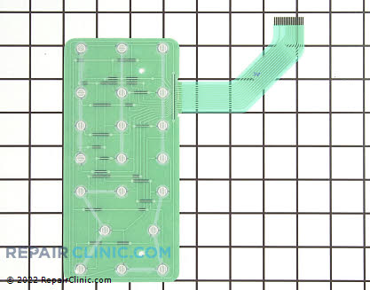 Switch Membrane 8185172 Main Product View