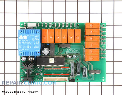 Main Control Board 299310 Main Product View