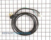 Power Cord - Part # 386497 Mfg Part # 10916505