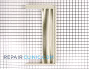 Window Side Curtain and Frame - Part # 918867 Mfg Part # 5304426346