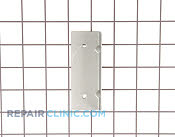 Depressor,door switch-silver - Part # 1029115 Mfg Part # 0185180