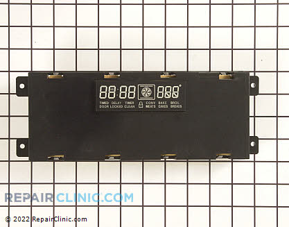 Oven Control Board 316418750       Main Product View