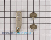 Door Lock - Part # 1026024 Mfg Part # 4312760