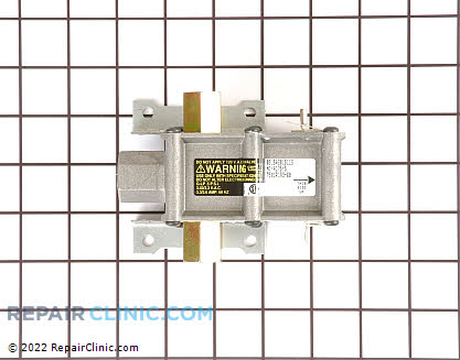 Jenn Air Range Oven Safety Valve