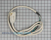 Power Cord - Part # 1352359 Mfg Part # 6411A20048M