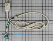 Power Cord - Part # 1352378 Mfg Part # 6411A20056K