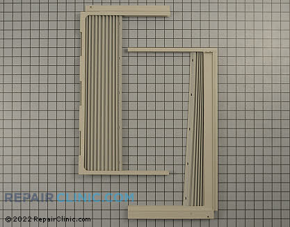 Whirlpool Air Conditioner Curtain Frame