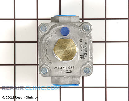 Americana Range Pressure Regulator